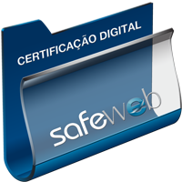 Certificado Digital Safeweb, Certificado Digital ICP BRasil, Certificados Digitais